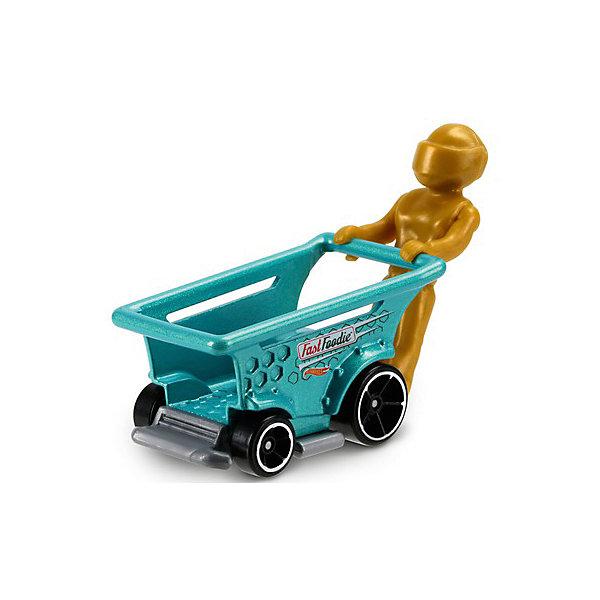 Машинка Hot Wheels из базовой коллекции, Hot WheelsМашинки<br>Характеристики:<br><br>• возраст: от 3 лет;<br>• материал: металл, пластмасса;<br>• вес упаковки: 30 гр.;<br>• размер упаковки: 11х4х11 см;<br>• тип упаковки: блистерный;<br>• страна бренда: США.<br><br>Машинка Hot Wheels от Mattel входит в группу моделей базовой коллекции. Миниатюры этой серии изображают реальные автомобили, спорткары, фургоны, мотоциклы в масштабе 1:64, а также модели с собственным оригинальным дизайном. Собрав свою линейку машинок, ребенок сможет устраивать заезды, гонки и меняться экземплярами с друзьями.<br><br>Монолитные элементы игрушки увеличивают ее прочность. Падение и столкновение с твердыми предметами во время игр не отражается на внешнем виде и ходе машинки. Кузов отчетливо детализирован, покрыт стойкими насыщенными красками. Колеса легко вращаются вокруг своей оси.<br><br>Игрушка выполнена из качественных материалов, сертифицированных по стандартам безопасности для использования детьми.<br><br>Машинку Hot Wheels из базовой коллекции можно купить в нашем интернет-магазине.<br>Ширина мм: 110; Глубина мм: 45; Высота мм: 110; Вес г: 30; Возраст от месяцев: 36; Возраст до месяцев: 96; Пол: Мужской; Возраст: Детский; SKU: 7522220;