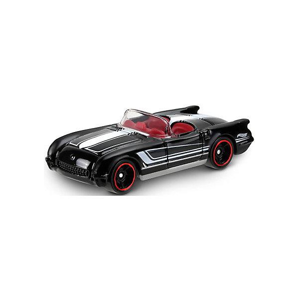 Машинка Hot Wheels из базовой коллекции, Hot WheelsМашинки<br>Характеристики:<br><br>• возраст: от 3 лет;<br>• материал: металл, пластмасса;<br>• вес упаковки: 30 гр.;<br>• размер упаковки: 11х4х11 см;<br>• тип упаковки: блистерный;<br>• страна бренда: США.<br><br>Машинка Hot Wheels от Mattel входит в группу моделей базовой коллекции. Миниатюры этой серии изображают реальные автомобили, спорткары, фургоны, мотоциклы в масштабе 1:64, а также модели с собственным оригинальным дизайном. Собрав свою линейку машинок, ребенок сможет устраивать заезды, гонки и меняться экземплярами с друзьями.<br><br>Монолитные элементы игрушки увеличивают ее прочность. Падение и столкновение с твердыми предметами во время игр не отражается на внешнем виде и ходе машинки. Кузов отчетливо детализирован, покрыт стойкими насыщенными красками. Колеса легко вращаются вокруг своей оси.<br><br>Игрушка выполнена из качественных материалов, сертифицированных по стандартам безопасности для использования детьми.<br><br>Машинку Hot Wheels из базовой коллекции можно купить в нашем интернет-магазине.<br><br>Ширина мм: 110<br>Глубина мм: 45<br>Высота мм: 110<br>Вес г: 30<br>Возраст от месяцев: 36<br>Возраст до месяцев: 96<br>Пол: Мужской<br>Возраст: Детский<br>SKU: 7522222