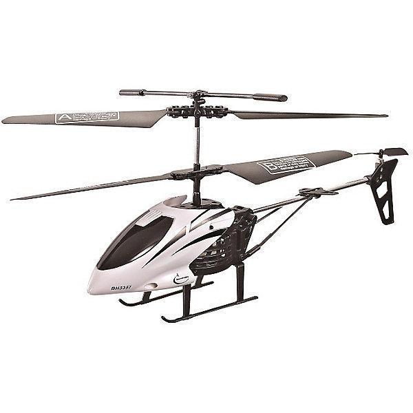 Вертолёт ик/упр. Властелин Небес Махаон, белыйРадиоуправляемые вертолёты<br>Характеристики:<br><br>• тип игрушки: вертолет;<br>• возраст: от 12 лет;<br>• комплектация: вертолет, пульт управления, аккумулятор, USB-провод;<br>• цвет: белый;<br> • тип батареек: 6 x AA / LR5 1.5V (пальчиковые);<br>• наличие батареек: не входят в комплект;<br>• питание:  аккумулятор;<br>• материал: пластик;<br>• вес: 800 гр;<br>• размер: 44х6х14 см; <br>• упаковка: картонная коробка блистерного типа;<br>• бренд: Властелин Небес;<br>• страна бренда: Россия.<br>   <br>Вертолёт ик/упр. Властелин Небес «Махаон», белый приведет в восторг любого мальчика и не останется у него без внимания. Игрушка подходит для игр в закрытом помещении, она оснащена уникальной системой винтов, что обеспечивает вертолету стабильность полета.<br><br>Также вертолет оснащен специальным триммером для регуляции вращения. Вертолет может летать во всех направлениях - вверх, вниз, влево и вправо. Ребенку может также понравиться современный дизайн вертолета, его прозрачный фюзеляж и яркий цвет. Игрушка поможет ребенку провести время в увлекательной и зрелищной игре и отлично разлечься.<br><br>Вертолёт ик/упр. Властелин Небес «Махаон», белый можно купить в нашем интернет-магазине.<br>Ширина мм: 440; Глубина мм: 60; Высота мм: 140; Вес г: 330; Возраст от месяцев: 144; Возраст до месяцев: 2147483647; Пол: Унисекс; Возраст: Детский; SKU: 7534735;