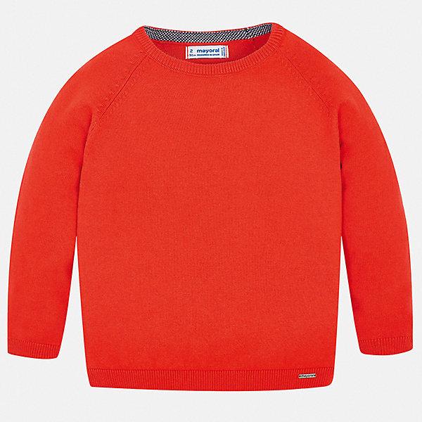 Свитер Mayoral для мальчикаСвитера и кардиганы<br>Характеристики товара:<br><br>• состав ткани: 82% хлопок, 18% полиамид<br>• сезон: демисезон<br>• длинные рукава<br>• страна бренда: Испания<br>• стиль и качество<br><br>Стильный свитер для мальчика от Майорал имеет удобный крой с рукавами реглан. Детский свитер отличается модным универсальным дизайном. В свитере для мальчика от испанской компании Майорал ребенок чувствовать себя комфортно в прохладную погоду. <br><br>Свитер Mayoral (Майорал) для мальчика можно купить в нашем интернет-магазине.<br>Ширина мм: 190; Глубина мм: 74; Высота мм: 229; Вес г: 236; Цвет: бежевый; Возраст от месяцев: 96; Возраст до месяцев: 108; Пол: Мужской; Возраст: Детский; Размер: 134,92,98,104,110,116,122,128; SKU: 7541487;