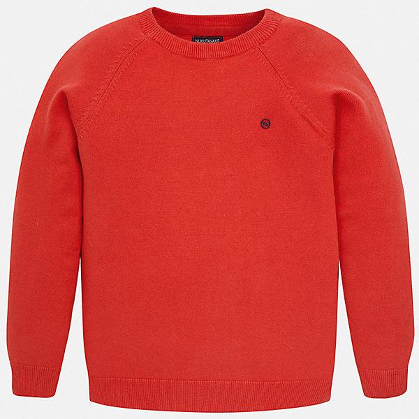 Купить Свитер Mayoral для мальчика, Бангладеш, бордовый, 128/134, 170, 164, 158, 152, 140, Мужской