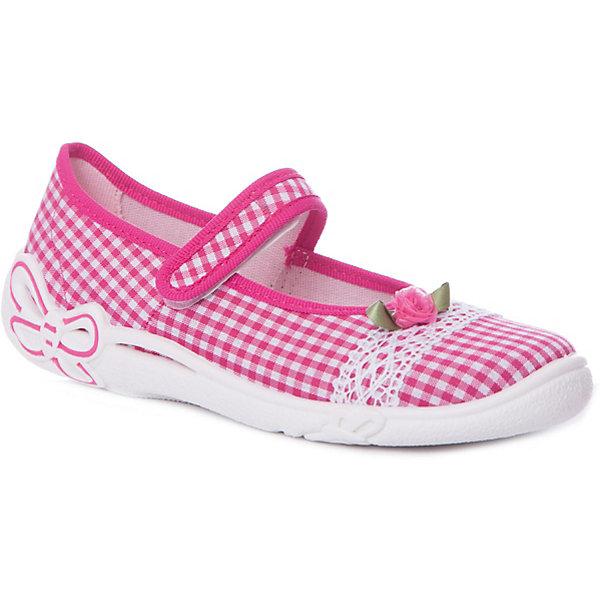 Купить Туфли Superfit для девочки, Румыния, розовый, 24, 35, 34, 33, 32, 31, 30, 29, 28, 27, 26, 25, 23, Женский