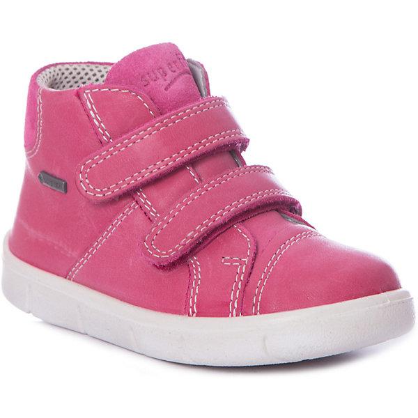 Купить Ботинки Superfit для девочки, Индия, розовый, 21, 26, 24, 23, 22, 25, Женский