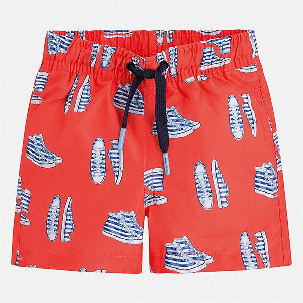 Трусы купальные Mayoral для мальчикаКупальники и плавки<br>Характеристики товара:<br><br>• цвет: красный<br>• состав ткани: 100% полиэстер<br>• подкладка: 100% полиэстер<br>• сезон: лето<br>• пояс: резинка, шнурок<br>• страна бренда: Испания<br>• неповторимый стиль Mayoral<br><br>Эти купальные шорты для мальчика от Майорал - отличная вещь для жаркого времени года. В купальных трусах для мальчика от испанской компании Майорал ребенок будет чувствовать себя удобно благодаря высокому качеству материала и швов. Эти детские купальные шорты быстро сохнут и долго сохраняют цвет.<br><br>Трусы купальные Mayoral (Майорал) для мальчика можно купить в нашем интернет-магазине.<br>Ширина мм: 183; Глубина мм: 60; Высота мм: 135; Вес г: 119; Цвет: бежевый; Возраст от месяцев: 18; Возраст до месяцев: 24; Пол: Мужской; Возраст: Детский; Размер: 92,134,128,122,116,110,104,98; SKU: 7543532;