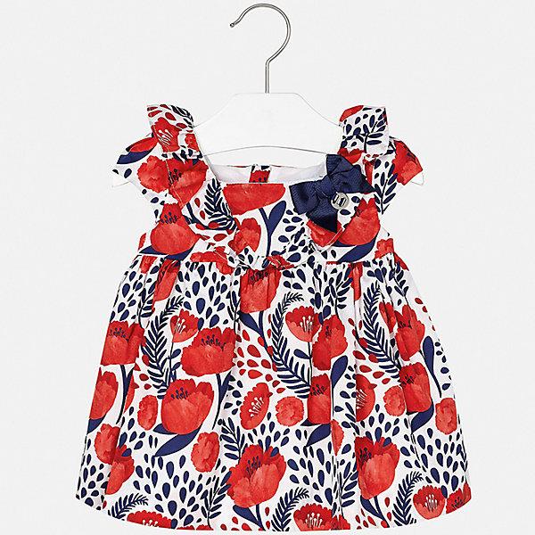 Купить Платье Mayoral для девочки, Марокко, синий, 98, 92, 86, 80, 74, Женский