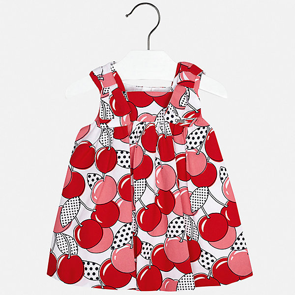 Платье Mayoral для девочкиПлатья и сарафаны<br>Характеристики товара:<br><br>• цвет: красный<br>• состав ткани верха: 100% хлопок<br>• подкладка: 100% хлопок<br>• сезон: лето<br>• застежка: молния<br>• без рукавов<br>• страна бренда: Испания<br>• неповторимый стиль Mayoral<br><br>Оригинальное детское платье украшено эффектным декором. Платье для девочки сшито из дышащего и легкого качественного материала, поэтому он создает комфортные условия для тела. Платье для ребенка создано европейскими дизайнерами популярного бренда Mayoral с учетом потребностей детей.<br><br>Платье для девочки Mayoral (Майорал) можно купить в нашем интернет-магазине.<br>Ширина мм: 236; Глубина мм: 16; Высота мм: 184; Вес г: 177; Цвет: красный; Возраст от месяцев: 6; Возраст до месяцев: 9; Пол: Женский; Возраст: Детский; Размер: 74,92,86,80; SKU: 7546148;