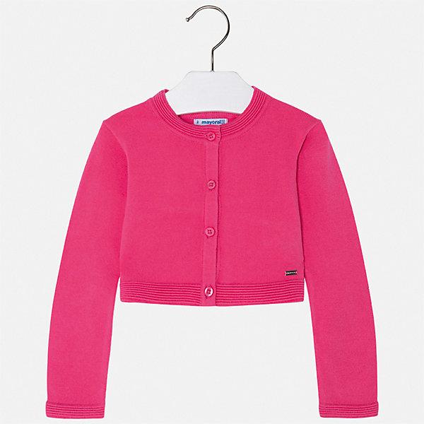 Купить Кардиган Mayoral для девочки, Камбоджа, розовый, 92, 134, 128, 122, 116, 110, 104, 98, Женский