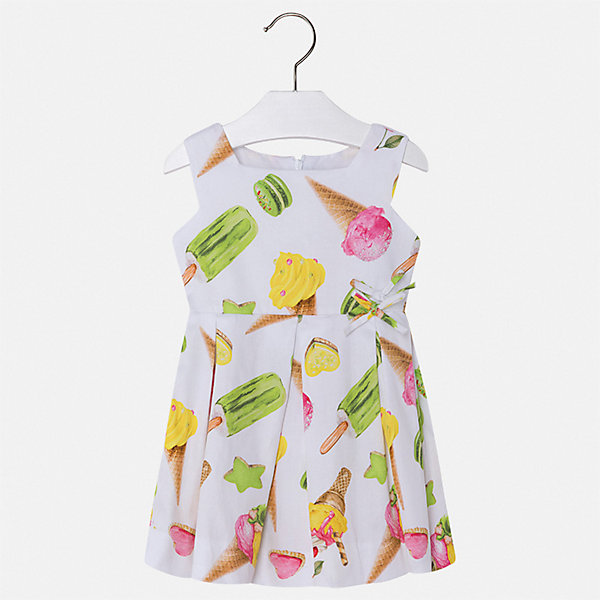 Купить Платье Mayoral для девочки, Марокко, зеленый, 128, 134, 122, 116, 110, 104, 98, 92, Женский