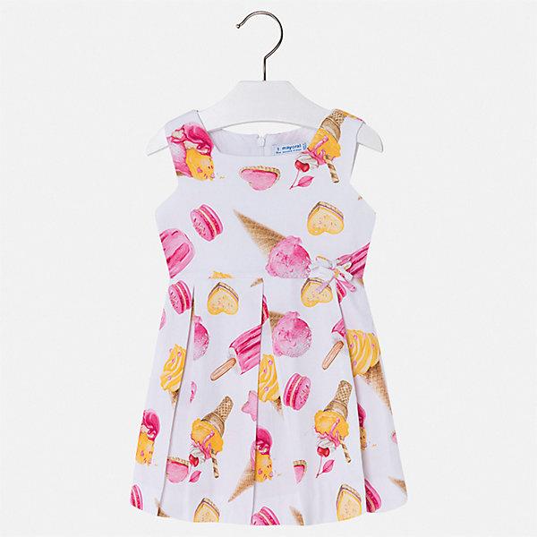 Купить Платье Mayoral для девочки, Китай, розовый, 92, 134, 128, 116, 110, 104, 98, 122, Женский