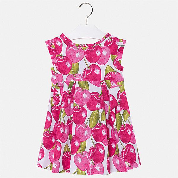 Купить Платье Mayoral для девочки, Марокко, розовый, 134, 128, 122, 92, 116, 110, 104, 98, Женский