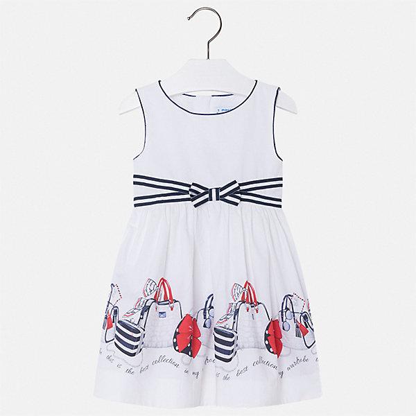 Купить Платье Mayoral для девочки, Марокко, синий, 92, 134, 128, 122, 116, 110, 104, 98, Женский
