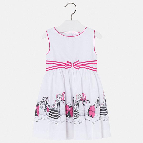 Купить Платье Mayoral для девочки, Марокко, розовый, 92, 134, 128, 122, 116, 110, 104, 98, Женский