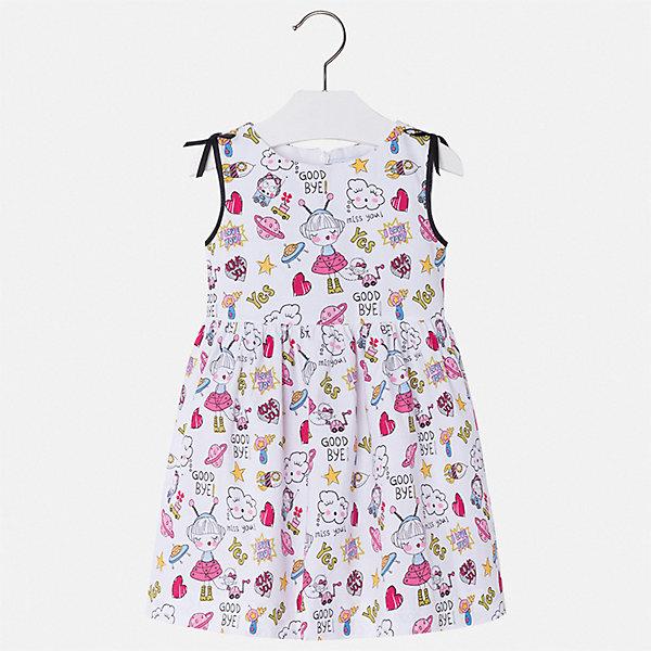 Купить Платье Mayoral для девочки, Марокко, черный, 104, 98, 92, 134, 128, 122, 116, 110, Женский