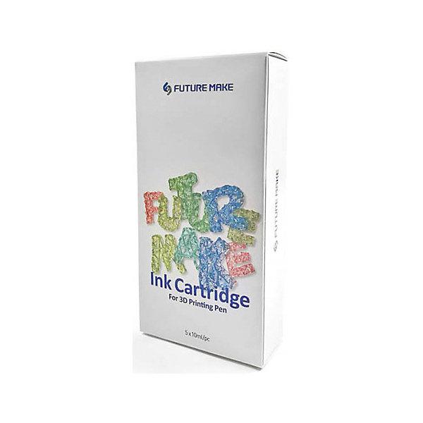 Набор картриджей для 3D ручки Future Make Polyes PS Микс C, 5штПластик для 3D ручек<br>Характеристики товара: <br><br>• возраст: от 4 лет;<br>• в комплекте: 5 картриджей;<br>• цвета: светящиеся в темноте;<br>• размер упаковки: 16х8х3,6 см;<br>• вес упаковки: 142 гр.;<br>• страна производитель: Китай.<br><br>Набор картриджей для 3D ручки Polyes PS Микс С создан специально для 3D ручки Polyes PS, работающей без нагрева. Материал для ручки представляет собой фотополимер, застывающий под воздействием ультрафиолетовых лучей.<br><br>Набор картриджей для 3D ручки Polyes PS Микс С можно приобрести в нашем интернет-магазине.<br>Ширина мм: 160; Глубина мм: 80; Высота мм: 36; Вес г: 142; Возраст от месяцев: 48; Возраст до месяцев: 1188; Пол: Унисекс; Возраст: Детский; SKU: 7556153;