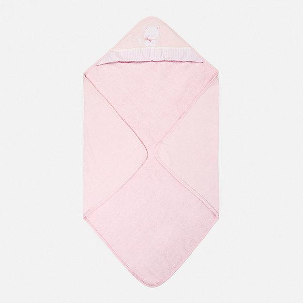 Полотенце Mayoral для мальчикаПеленки и полотенца<br>Характеристики товара:<br><br>• цвет: розовый<br>• состав ткани: 100% хлопок<br>• размер: 90 х 90 см<br>• сезон: круглый год<br>• особенности модели: вышивка<br>• страна бренда: Испания<br>• неповторимый стиль Mayoral<br><br>Качественное детское полотенце от испанского бренда Mayoral отлично подходит для купания. Полотенце для детей очень мягкое и приятное на ощупь - малышам в нем тепло и удобно. Это полотенце для детей симпатично выглядит и легко стирается.<br><br>Полотенце Mayoral (Майорал) можно купить в нашем интернет-магазине.<br>Ширина мм: 170; Глубина мм: 157; Высота мм: 67; Вес г: 117; Цвет: розовый; Возраст от месяцев: 84; Возраст до месяцев: 132; Пол: Мужской; Возраст: Детский; Размер: one size; SKU: 7556780;