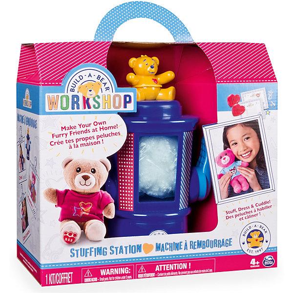 Купить Набор для творчества Build-a-Bear Студия мягкой игрушки, Spin Master, Китай, Унисекс