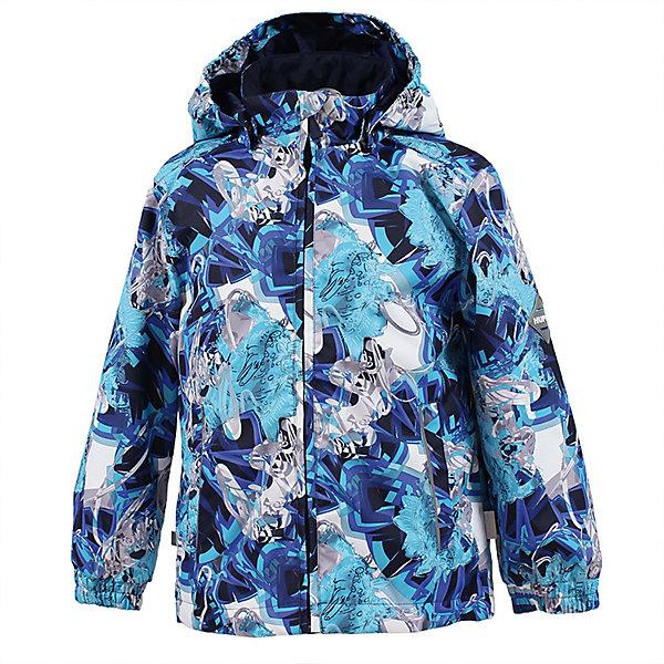 Купить Куртка JODY Huppa, Эстония, темно-синий, 128, 152, 146, 140, 134, 122, 116, 110, 104, 98, 92, Унисекс