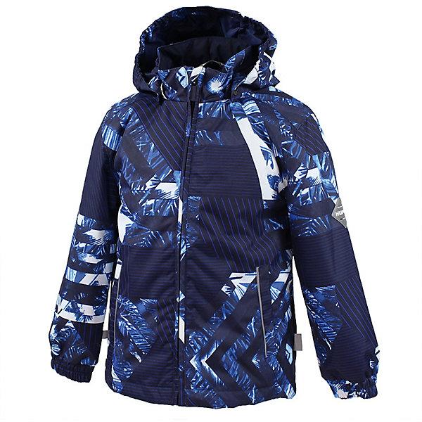 Купить Куртка JODY Huppa, Эстония, темно-синий, 92, 152, 146, 140, 134, 128, 122, 116, 110, 104, 98, Унисекс