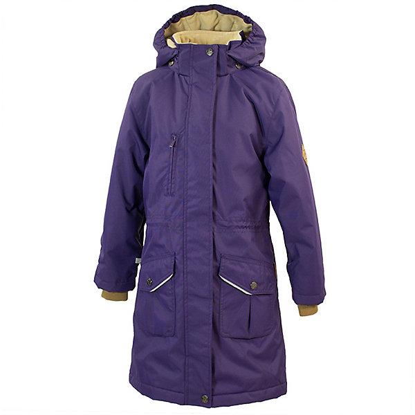 Куртка MOONI Huppa для девочекДемисезонные куртки<br>Характеристики товара:<br><br>• цвет: тёмно-фиолетовый; <br>• модель: Mooni;<br>• состав: 100% полиэстер;<br>• подкладка: 100% полиэстер, тафта;<br>• утеплитель: 100% полиэстер, 100 гр.;<br>• сезон: демисезон;<br>• температурный режим: от -5 до +10С;<br>• водонепроницаемость: 10000 мм ;<br>• воздухопроницаемость:10000 г/м2/24ч;<br>• застежка: молния с защитой подбородка;<br>• съёмный капюшон на кнопках;<br>• кромка капюшона на резинке;<br>• плечевые швы проклеены;<br>• внутренние вязаные эластичные манжеты;<br>• эластичный шнур с фиксатором;<br>• приталенный крой;<br>• два передних кармана;<br>• нагрудный карман на молнии;<br>• светоотражающие детали;<br>• страна бренда: Эстония;<br>• страна изготовитель: Эстония.<br><br>Утепленная куртка-парка на молнии обеспечит детям тепло и комфорт. Куртка с капюшоном сделана из материала, отталкивающего воду, дополнена подкладкой из тафты и утеплителем, поэтому изделие идеально подходит для межсезонья. <br><br>Материал изделия - с мембранной технологией: защищает от влаги и ветра, он легко выводит лишнюю влагу наружу. Куртка дополнена внутренними вязаными эластичными манжетами. Капюшон легко отстегивается при помощи кнопок. Имеется два кармана спереди и нагрудный карман на молнии.<br><br>Куртку-парку MOONI от бренда Huppa (Хуппа) можно купить в нашем интернет-магазине.<br>Ширина мм: 356; Глубина мм: 10; Высота мм: 245; Вес г: 519; Цвет: лиловый; Возраст от месяцев: 84; Возраст до месяцев: 96; Пол: Женский; Возраст: Детский; Размер: 128,170,164,158,152,146,140,134; SKU: 7570806;