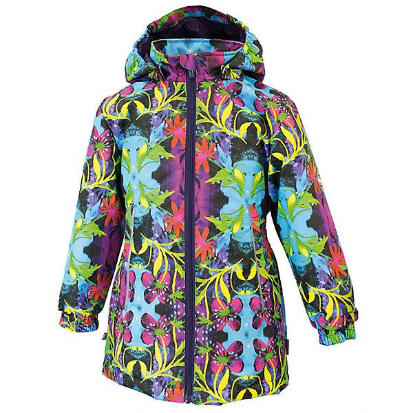 Куртка JUNE Huppa для девочекДемисезонные куртки<br>Характеристики товара:<br><br>• цвет: фиолетовый принт; <br>• модель: June;<br>• состав: 100% полиэстер;<br>• подкладка: 100% полиэстер, тафта;<br>• утеплитель: 100% полиэстер, 100 гр.;<br>• сезон: демисезон;<br>• температурный режим: от -5 до +10С;<br>• водонепроницаемость: 10000 мм ;<br>• воздухопроницаемость:10000 г/м2/24ч;<br>• застежка: молния с защитой подбородка;<br>• съёмный капюшон на кнопках;<br>• кромка капюшона на резинке;<br>• мягкие эластичные манжеты;<br>• талия на спине на резинке;<br>• приталенный крой;<br>• два кармана на молнии;<br>• светоотражающие детали;<br>• страна бренда: Эстония;<br>• страна изготовитель: Эстония.<br><br>Утепленная куртка на молнии обеспечит детям тепло и комфорт. Куртка с капюшоном сделана из материала, отталкивающего воду, дополнена подкладкой из тафты и утеплителем, поэтому изделие идеально подходит для межсезонья. <br><br>Материал изделия - с мембранной технологией: защищает от влаги и ветра, он легко выводит лишнюю влагу наружу. Куртка дополнена мягкими эластичными манжетами. Капюшон легко отстегивается при помощи кнопок. Имеется два кармана на молнии.<br><br>Куртку JUNE от бренда Huppa (Хуппа) можно купить в нашем интернет-магазине.<br>Ширина мм: 356; Глубина мм: 10; Высота мм: 245; Вес г: 519; Цвет: лиловый; Возраст от месяцев: 18; Возраст до месяцев: 24; Пол: Женский; Возраст: Детский; Размер: 92,152,146,140,134,128,122,116,110,104,98; SKU: 7570848;
