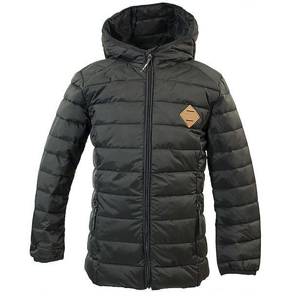 Куртка STEVO Huppa для мальчиковДемисезонные куртки<br>Характеристики товара:<br><br>• цвет: чёрный; <br>• модель: Stevo;<br>• состав: 100% полиэстер;<br>• подкладка: 100% полиэстер, тафта;<br>• утеплитель: 100% полиэстер, синтетический пух;<br>• сезон: демисезон;<br>• температурный режим: от -5 до +10С;<br>• водонепроницаемость: 5000 мм ;<br>• воздухопроницаемость: 5000 г/м2/24ч;<br>• ветронепроницаемая;<br>• застежка: молния;<br>• капюшон не отстёгивается;<br>• кромка капюшона на резинке;<br>• два кармана на молнии;<br>• светоотражающие детали;<br>• страна бренда: Эстония;<br>• страна изготовитель: Эстония.<br><br>Утепленная куртка на молнии обеспечит детям тепло и комфорт. Куртка с капюшоном сделана из материала, отталкивающего воду, дополнена подкладкой из тафты и утеплителем, поэтому изделие идеально подходит для межсезонья. Куртка застегивается на молнию, утеплитель из синтетического пуха защитит ребенка от холода и ветра. Имеется два кармана на молнии, капюшон не съёмный.<br><br>Куртку STEVO от бренда Huppa (Хуппа) можно купить в нашем интернет-магазине.<br>Ширина мм: 356; Глубина мм: 10; Высота мм: 245; Вес г: 519; Цвет: черный; Возраст от месяцев: 96; Возраст до месяцев: 108; Пол: Мужской; Возраст: Детский; Размер: 134,170,164,158,152,146,140; SKU: 7570917;