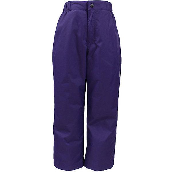 Брюки TEVIN HuppaВерхняя одежда<br>Характеристики товара:<br><br>• цвет: тёмно-фиолетовый; <br>• модель: Tevin 1;<br>• состав: 100% полиэстер;<br>• подкладка: 100% полиэстер, тафта;<br>• утеплитель: 100% полиэстер, 40 гр.;<br>• сезон: демисезон;<br>• температурный режим: от -5 до +10С;<br>• водонепроницаемость: 10000 мм ;<br>• воздухопроницаемость: 10000 г/м2/24ч;<br>• ветронепродуваемые;<br>• застежка: ширинка на молнии и пуговица;<br>• сидельный шов проклеен;<br>• регулируемый низ брючин;<br>• эластичный шнур-фиксатор по низу брючин;<br>• внутренние петли для подтяжек<br>• подтяжки в комплект не входят;<br>• светоотражающие детали;<br>• страна бренда: Эстония;<br>• страна изготовитель: Эстония.<br><br>Утепленные брюки на подтяжках сделаны из материала, отталкивающего воду, дополнены подкладкой из тафты и утеплителем, поэтому изделие идеально подходит для межсезонья. Материал изделия - с мембранной технологией: защищает от влаги и ветра, ветронепродуваемые. Демисезонные брюки дополнены внутренними петлями для подтяжек. Регулируемый низ брючин и проклеенный сидельный шов. Подтяжки в комплект не входят.<br><br>Брюки TEVIN 1 от бренда Huppa (Хуппа) можно купить в нашем интернет-магазине.<br>Ширина мм: 215; Глубина мм: 88; Высота мм: 191; Вес г: 336; Цвет: лиловый; Возраст от месяцев: 72; Возраст до месяцев: 84; Пол: Унисекс; Возраст: Детский; Размер: 122,170,164,158,152,146,140,134,128; SKU: 7571099;