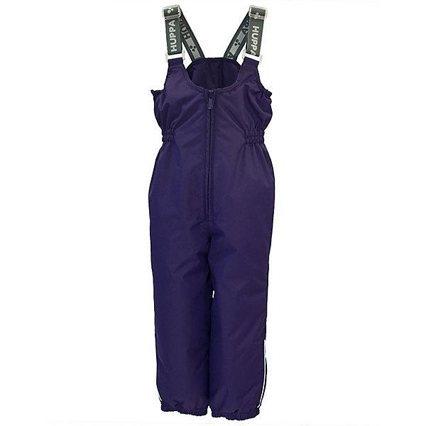 Брюки NEO HuppaВерхняя одежда<br>Характеристики товара:<br><br>• цвет: тёмно-фиолетовый; <br>• модель: Neo;<br>• состав: 100% полиэстер;<br>• подкладка: 100% полиэстер, тафта;<br>• утеплитель: 100% полиэстер, 100 гр.;<br>• сезон: демисезон;<br>• температурный режим: от -5 до +10С;<br>• водонепроницаемость: 10000 мм ;<br>• воздухопроницаемость: 10000 г/м2/24ч;<br>• ветронепродуваемые;<br>• застежка: молния;<br>• сидельный шов проклеен;<br>• манжеты брючин на резинках;<br>• съёмные эластичные штрипки;<br>• без внутренних швов;<br>• мягкие эластичные подтяжки;<br>• подтяжки не отстёгиваются;<br>• светоотражающие детали;<br>• страна бренда: Эстония;<br>• страна изготовитель: Эстония.<br><br>Утепленный полукомбинезон на подтяжках сделан из материала, отталкивающего воду, дополнен подкладкой из тафты и утеплителем, поэтому изделие идеально подходит для межсезонья. Материал изделия - с мембранной технологией: защищает от влаги и ветра, ветронепродуваемые. <br><br>Демисезонный полукомбинезон с подтяжками дополнен съёмными штрипками и эластичным манжетом по низу брючин. Внутренние швы отсутствуют, сидельный шов проклеен.<br><br>Полукомбинезон NEO от бренда Huppa (Хуппа) можно купить в нашем интернет-магазине.<br>Ширина мм: 215; Глубина мм: 88; Высота мм: 191; Вес г: 336; Цвет: лиловый; Возраст от месяцев: 72; Возраст до месяцев: 84; Пол: Унисекс; Возраст: Детский; Размер: 122,92,98,104,110,116; SKU: 7571137;