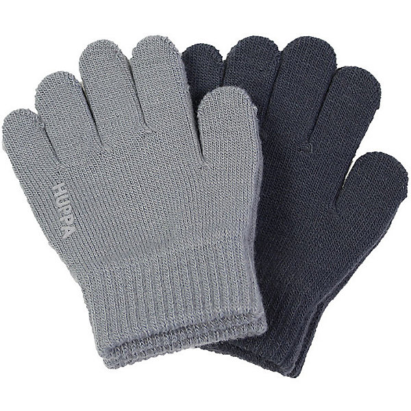 Перчатки LEVI HuppaПерчатки<br>Характеристики товара:<br><br>• цвет: серый/тёмно-серый; <br>• модель: Levi 2;<br>• состав: 100% акрил; <br>• без дополнительного утепления;<br>• сезон: демисезон, зима;<br>• температурный режим: от +10°С до -20°С;<br>• в комплекте 2 пары;<br>• особенности: вязаные;<br>• светоотражающая надпись;<br>• страна бренда: Эстония;<br>• страна изготовитель: Эстония.<br><br>Вязаные перчатки Levi от Хуппа. В комплекте 2 пары перчаток. Можно носить в демисезон как отдельный элемент одежды или поддевать зимой как дополнительный слой. Перчатки дополнены светоотражающей надписью Huppa.<br><br>Варежки LEVI 2 от бренда Huppa (Хуппа) можно купить в нашем интернет-магазине.<br>Ширина мм: 162; Глубина мм: 171; Высота мм: 55; Вес г: 119; Цвет: серый; Возраст от месяцев: 0; Возраст до месяцев: 12; Пол: Унисекс; Возраст: Детский; Размер: 1,2; SKU: 7571772;