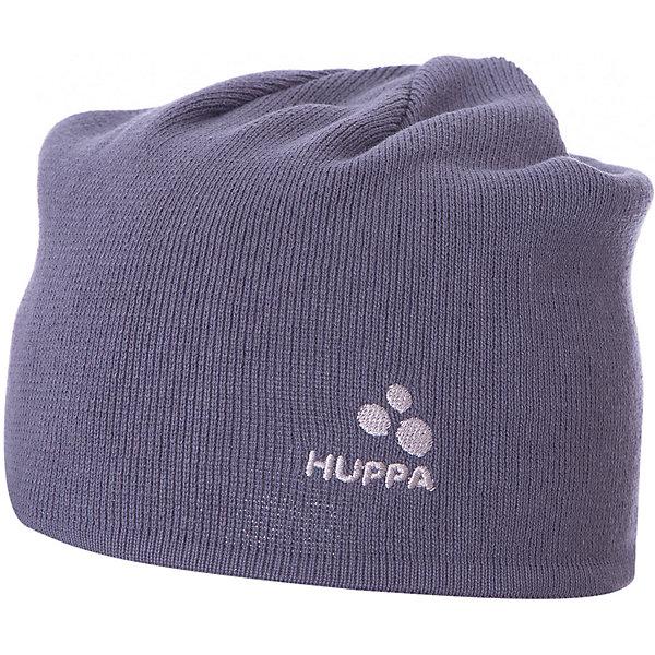 Купить Шапка PEPPI Huppa, Эстония, серый, 55-57, 47-49, 51-53, Унисекс