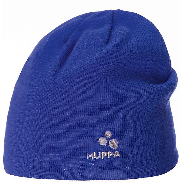 Купить Шапка PEPPI Huppa, Эстония, синий, 55-57, 47-49, 51-53, Унисекс