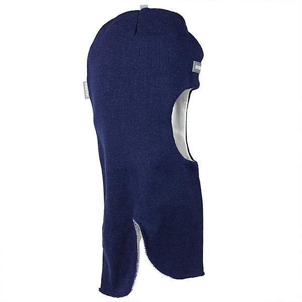 Шапка-шлем GERDA HuppaДемисезонные<br>Характеристики товара:<br><br>• цвет: тёмно-синий; <br>• модель: Gerda;<br>• состав: 60% хлопок, 40% акрил;<br>• подкладка: 100% хлопок;<br>• без дополнительного утепления;<br>• сезон: демисезон;<br>• температурный режим: от -5 до +10С;<br>• особенности: вязаная;<br>• сплошная хлопковая подкладка;<br>• ветронепроницаемые вставки в области ушей;<br>• светоотражающие элементы;<br>• страна бренда: Эстония;<br>• страна изготовитель: Эстония.<br><br>Демисезонная вязаная шапка-шлем. Шапка на хлопковой подкладке. Шапка-шлем отлично защищает от холода, имеются дополнительные ветронепроницаемые вставки в области ушей. Дополнена светоотражающим элементом.<br><br>Шапку-шлем GERDA от бренда Huppa (Хуппа) можно купить в нашем интернет-магазине.<br>Ширина мм: 89; Глубина мм: 117; Высота мм: 44; Вес г: 155; Цвет: темно-синий; Возраст от месяцев: 72; Возраст до месяцев: 132; Пол: Унисекс; Возраст: Детский; Размер: 55-57,43-45,47-49,51-53; SKU: 7571912;