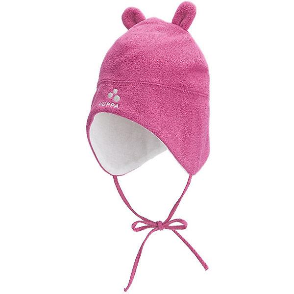 Шапка  WINNIE HuppaГоловные уборы<br>Характеристики товара:<br><br>• цвет: розовый; <br>• модель: Winnie;<br>• состав: 100% полиэстер, флис; <br>• подкладка: 100% хлопок;<br>• температурный режим: от -5°С до +10°С;<br>• шапка на завязках;<br>• сплошная хлопковая подкладка;<br>• декоративные ушки сверху;<br>• светоотражающие детали;<br>• страна бренда: Эстония;<br>• страна изготовитель: Эстония.<br><br>Флисовая шапка на завязках. Она сделана из приятного на ощупь материала с мягким ворсом, подкладка из гладкого, приятного на ощупь трикотажа, поэтому изделие не колется и не натирает. Шапка декорирована забавными ушками и дополнена светоотражающими элементами.<br><br>Шапку WINNIE от бренда Huppa (Хуппа) можно купить в нашем интернет-магазине.<br>Ширина мм: 89; Глубина мм: 117; Высота мм: 44; Вес г: 155; Цвет: розовый; Возраст от месяцев: 0; Возраст до месяцев: 3; Пол: Унисекс; Возраст: Детский; Размер: 39,47,43; SKU: 7571951;