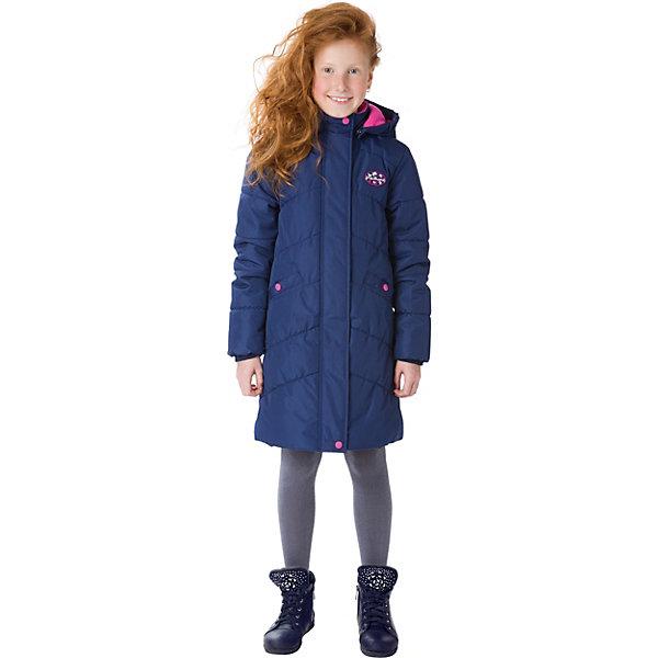 Пальто Premont для девочкиВерхняя одежда<br>Характеристики товара:<br><br>• цвет: розовый;<br>• состав ткани: мембрана, Pongee;<br>• подкладка: taffeta (рукава, тело), трикотаж с ворсом (капюшон, внутренняя часть воротника, карманы, отделка внутренней планки);<br>• утеплитель: Tech-Polyfill 120 г/м? ;<br>• сезон: демисезон;<br>• температурный режим: от -10 до +10;<br>• водонепроницаемость: 3000 мм; <br>• паропроницаемость: 3000 г/м2/24ч;<br>• застежка: молния YKK;<br>• съёмный капюшон на молнии;<br>• утяжка капюшона;<br>• защита подбородка;<br>• внутренняя ветрозащитная планка;<br>• внутренняя эластичная манжета;<br>• эластичная резинка по талии;<br>• два кармана в виде бантиков со светоотражающей тканью;<br>• внутренняя этикетка с местом для имени;<br>• светоотражающие элементы (шнур , нашивки);<br>• светоотражающие пуллеры с логотипом;<br>• внутренний нагрудный карман на липучке;<br>• страна бренда: Канада;<br>• страна изготовитель: Китай<br><br>Пальто для девочки «Сердце океана» из коллекции Premont Весна 2018 - это яркая утепленная модель длиной до уровня колена и с кроем в виде колокольчика. Благодаря широкой утяжке изделие красиво выделяет талию.  Изящный силуэт и яркая расцветка понравятся девочкам, а удлиненный крой защитит от ветра. Изящная посадка позволяет носить это пальто Премонт с любым низом – юбками и брюками, утепленными штанами и джинсами.<br><br>Утепленное пальто Premont выделяется тем, что содержит утеплитель весом 120 г/м2.  Оно достаточно длинное, поэтому закрывает тело от ветра и холода. По температурному режиму идеально подойдет для межсезонья, когда необходима легкая верхняя одежда, в которой ребенок не будет потеть при потеплении и не замерзнет при внезапных заморозках. <br><br>Пальто для девочки «Сердце океана» от Premont (Премонт) можно купить в нашем интернет-магазине.<br>Ширина мм: 356; Глубина мм: 10; Высота мм: 245; Вес г: 519; Цвет: темно-синий; Возраст от месяцев: 48; Возраст до месяцев: 60; Пол: Женский; Возраст: Детский; Размер: 1