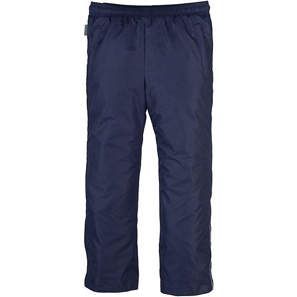 Брюки PremontВерхняя одежда<br>Характеристики товара:<br><br>• цвет: темно-синий;<br>• состав ткани: мембрана, Pongee;<br>• подкладка: taffeta;<br>• утеплитель: Tech-Polyfill 80 г/м?;<br>• сезон: демисезон;<br>• температурный режим: от -5 до +10;<br>• водонепроницаемость: 3000 мм ;<br>• паропроницаемость: 3000 г/м2/24ч;<br>• два кармана на липучках на полукомбинезоне/брюках;<br>• внутреняя защитная эластичная гетра на полукомбинезоне/брюках;<br>• регулировка длины брючин;<br>• эластичные лямки с регулировкой длины;<br>• п/комбинезон с высокой грудкой с 2 до 6, брюки со съемными лямками с 7 до 14;<br>• внутренняя этикетка с местом для имени;<br>• эластичная резинка на талии; <br>• съемные силиконовые штрипки;<br>• светоотражающие элементы (вшивная деталь, принт).<br>• страна бренда: Канада;<br>• страна изготовитель: Китай<br><br>Демисезонный полукомбинезон/брюки  из коллекции Premont Весна 2018 универсальный вариант и для прохладной осени, и для первых заморозков. Эта модель - модная и удобная одновременно! Хорошо сидят по фигуре, отлично сочетаются с различной обувью. <br><br>Одежда от канадского бренда Premont создается из качественных и безопасных для детей материалы. Миссия компании - изменить к лучшему повседневную жизнь родителей и детей, предлагая самую комфортную, доступную и технологичную одежду.<br><br>Демисезонный полукомбинезон/брюки от бренда Premont (Премонт) можно купить в нашем интернет-магазине.<br>Ширина мм: 215; Глубина мм: 88; Высота мм: 191; Вес г: 336; Цвет: синий; Возраст от месяцев: 18; Возраст до месяцев: 24; Пол: Унисекс; Возраст: Детский; Размер: 92,164,152,140,128,122,116,110,104,98; SKU: 7580288;