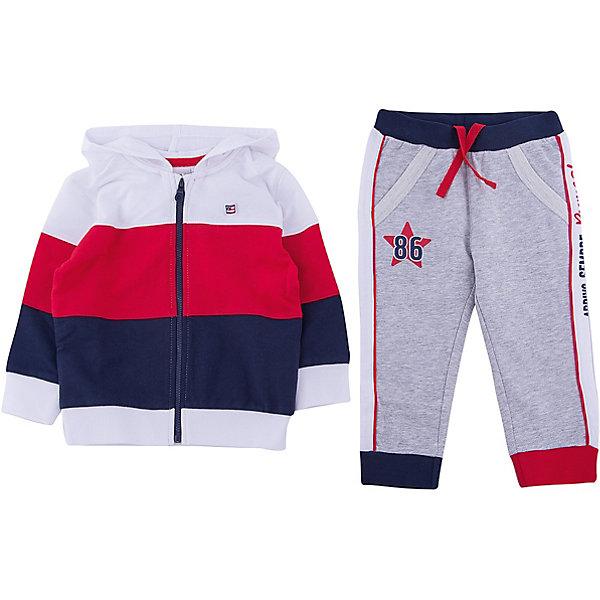Купить Спортивный костюм iDO для мальчика, Китай, красный, 74, 86, 80, 68, Мужской