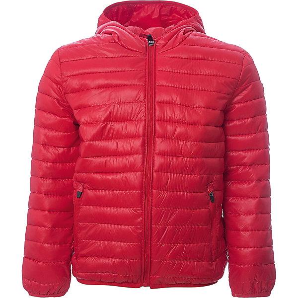 Куртка iDO для мальчикаВерхняя одежда<br>Характеристики товара:<br><br>• цвет: красный<br>• состав ткани: 100% полиэстер<br>• подкладка: 100% полиэстер<br>• утеплитель: нет<br>• сезон: демисезон<br>• особенности модели: стеганая, с капюшоном<br>• застежка: молния<br>• страна бренда: Италия<br><br>Такая детская демисезонная куртка сделана из качественного материала. Модная куртка для ребенка - от известного итальянского бренда iDO, который известен высоким качеством и европейским стилем выпускаемой одежды для детей. Куртка для мальчика поможет создать удобный и модный наряд в прохладную погоду.<br><br>Куртку iDO (АйДу) для мальчика можно купить в нашем интернет-магазине.<br>Ширина мм: 356; Глубина мм: 10; Высота мм: 245; Вес г: 519; Цвет: красный; Возраст от месяцев: 18; Возраст до месяцев: 24; Пол: Мужской; Возраст: Детский; Размер: 92,122,116,110,104,98; SKU: 7588175;