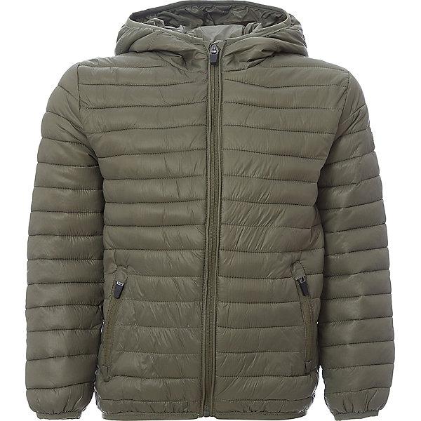 Куртка iDO для мальчикаВерхняя одежда<br>Характеристики товара:<br><br>• цвет: хаки<br>• состав ткани: 100% полиэстер<br>• подкладка: 100% полиэстер<br>• утеплитель: нет<br>• сезон: демисезон<br>• особенности модели: стеганая, с капюшоном<br>• застежка: молния<br>• страна бренда: Италия<br><br>Такая детская демисезонная куртка сделана из качественного материала. Модная куртка для ребенка - от известного итальянского бренда iDO, который известен высоким качеством и европейским стилем выпускаемой одежды для детей. Куртка для мальчика поможет создать удобный и модный наряд в прохладную погоду.<br><br>Куртку iDO (АйДу) для мальчика можно купить в нашем интернет-магазине.<br>Ширина мм: 356; Глубина мм: 10; Высота мм: 245; Вес г: 519; Цвет: зеленый; Возраст от месяцев: 48; Возраст до месяцев: 60; Пол: Мужской; Возраст: Детский; Размер: 110,104,98,122,116; SKU: 7588196;