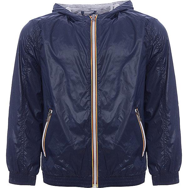 Куртка iDO для мальчикаВерхняя одежда<br>Характеристики товара:<br><br>• цвет: синий<br>• состав ткани: 100% полиэстер<br>• подкладка: 100% полиэстер<br>• утеплитель: нет<br>• сезон: демисезон<br>• особенности модели: с капюшоном<br>• застежка: молния<br>• страна бренда: Италия<br><br>Легкая куртка для мальчика сделана из практичного безопасного для детей материала. Такая детская куртка от известного бренда iDO из Италии поможет создать модный и удобный наряд. Куртка для детей отличается стильным кроем и высоким качеством пошива.<br><br>Куртку iDO (АйДу) для мальчика можно купить в нашем интернет-магазине.<br>Ширина мм: 356; Глубина мм: 10; Высота мм: 245; Вес г: 519; Цвет: темно-синий; Возраст от месяцев: 24; Возраст до месяцев: 36; Пол: Мужской; Возраст: Детский; Размер: 98,122,116,110,104; SKU: 7588202;