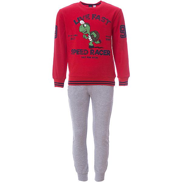 Купить Спортивный костюм iDO для мальчика, Китай, красный, 98, 122, 116, 110, 104, Мужской