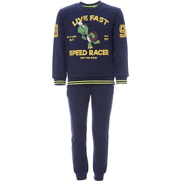 Купить Спортивный костюм iDO для мальчика, Китай, голубой, 92, 122, 116, 110, 98, 104, Мужской