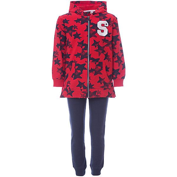 Купить Спортивный костюм iDO для мальчика, Китай, красный, 92, 122, 116, 110, 104, 98, Мужской