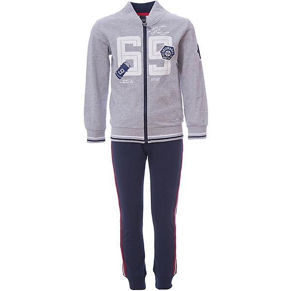 Купить Спортивный костюм iDO для мальчика, Китай, серый, 92, 122, 116, 110, 104, 98, Мужской