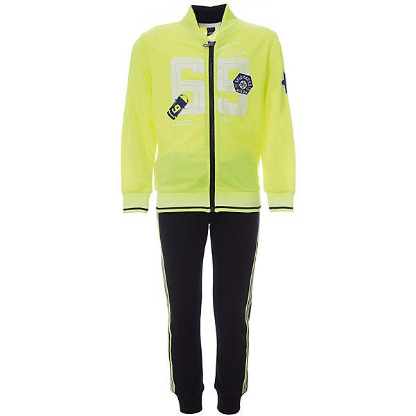 Купить Спортивный костюм iDO для мальчика, Китай, желтый, 92, 122, 116, 110, 104, 98, Мужской