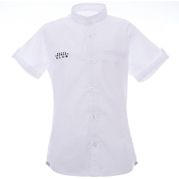 Рубашка iDO для мальчикаБлузки и рубашки<br>Характеристики товара:<br><br>• цвет: белый<br>• состав ткани: 63% хлопок, 37% полиэстер<br>• сезон: лето<br>• застежка: пуговицы<br>• короткие рукава<br>• страна бренда: Италия<br>• стиль и качество iDO<br><br>Белая детская рубашка с коротким рукавом отличается классическим кроем. Эта рубашка для ребенка - от известного итальянского бренда iDO, который известен высоким качеством и европейским стилем выпускаемой одежды для детей. Рубашка для мальчика поможет создать удобный и аккуратный наряд.<br><br>Рубашку iDO (АйДу) для мальчика можно купить в нашем интернет-магазине.<br>Ширина мм: 174; Глубина мм: 10; Высота мм: 169; Вес г: 157; Цвет: белый; Возраст от месяцев: 84; Возраст до месяцев: 96; Пол: Мужской; Возраст: Детский; Размер: 128,170,164,152,140; SKU: 7588671;