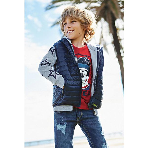 Купить Джинсы iDO для мальчика, Китай, синий, 128, 170, 164, 158, 152, 146, 140, 134, Мужской