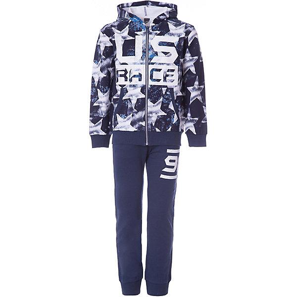 Купить Спортивный костюм iDO для мальчика, Китай, голубой, 170, 164, 152, 140, 128, Мужской