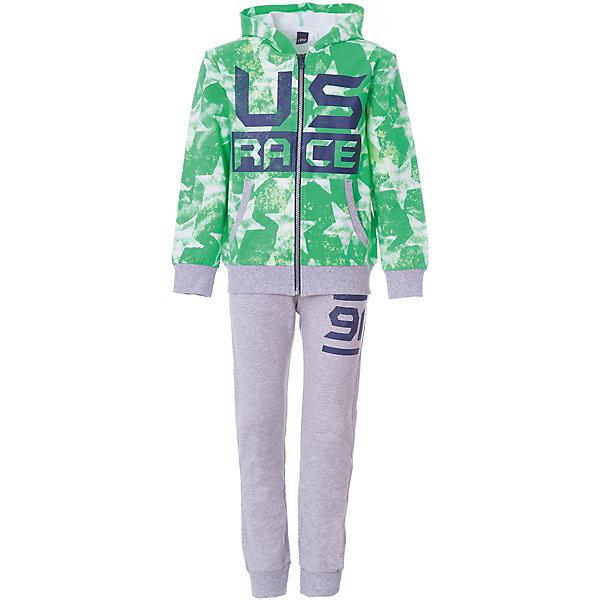 Спортивный костюм iDO для мальчикаСпортивная одежда<br>Спортивный костюм iDO для мальчика<br>Состав:<br>100% хлопок<br>Трикотажный спортивный костюм из 100% хлопка<br>Ширина мм: 247; Глубина мм: 16; Высота мм: 140; Вес г: 225; Цвет: зеленый; Возраст от месяцев: 168; Возраст до месяцев: 180; Пол: Мужской; Возраст: Детский; Размер: 170; SKU: 7589076;