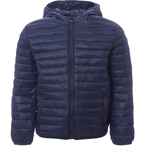 Куртка iDO для мальчикаВерхняя одежда<br>Характеристики товара:<br><br>• цвет: синий<br>• состав ткани: 100% полиэстер<br>• подкладка: 100% полиэстер<br>• утеплитель: нет<br>• сезон: демисезон<br>• особенности модели: стеганая, с капюшоном<br>• застежка: молния<br>• страна бренда: Италия<br><br>Практичная детская демисезонная куртка сделана из качественного материала. Модная куртка для ребенка - от известного итальянского бренда iDO, который известен высоким качеством и европейским стилем выпускаемой одежды для детей. Куртка для мальчика поможет создать удобный и модный наряд в прохладную погоду.<br><br>Куртку iDO (АйДу) для мальчика можно купить в нашем интернет-магазине.<br>Ширина мм: 356; Глубина мм: 10; Высота мм: 245; Вес г: 519; Цвет: темно-синий; Возраст от месяцев: 84; Возраст до месяцев: 96; Пол: Мужской; Возраст: Детский; Размер: 128,170,164,152,140; SKU: 7589084;