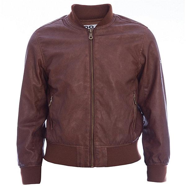 Куртка iDO для мальчикаВерхняя одежда<br>Куртка iDO для мальчика<br>Байкерская куртка из экокожи на молнии. <br><br>Состав: <br>54% полиэстер 46% вискоза<br>Ширина мм: 356; Глубина мм: 10; Высота мм: 245; Вес г: 519; Цвет: коричневый; Возраст от месяцев: 168; Возраст до месяцев: 180; Пол: Мужской; Возраст: Детский; Размер: 170,128,164,152,140; SKU: 7589119;