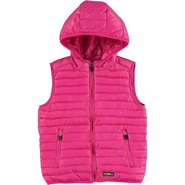 Жилет iDO для мальчикаВерхняя одежда<br>Характеристики товара:<br><br>• цвет: розовый<br>• состав ткани: 100% полиэстер<br>• подкладка: 100% полиэстер<br>• сезон: демисезон<br>• особенности модели: стеганая, с капюшоном<br>• застежка: молния<br>• страна бренда: Италия<br><br>Стильный детский жилет дополнен удобным капюшоном. Этот жилет для ребенка разработан итальянскими дизайнерами популярного бренда iDO, который выпускает модные и удобные вещи для детей. Демисезонный жилет для девочки застегивается на молнию.<br><br>Жилет iDO (АйДу) для девочки можно купить в нашем интернет-магазине.<br>Ширина мм: 356; Глубина мм: 10; Высота мм: 245; Вес г: 519; Цвет: розовый; Возраст от месяцев: 84; Возраст до месяцев: 96; Пол: Мужской; Возраст: Детский; Размер: 128,170,164,152,140; SKU: 7589131;